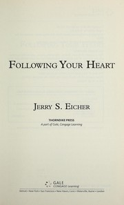 Cover of: Following your heart