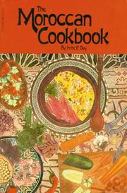 Cover of: The Moroccan cookbook | Irene Frances Day