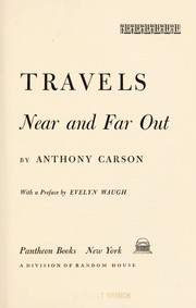 Cover of: Travels near and far out |
