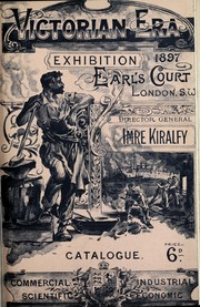 Cover of: Victorian era exhibition, 1897, Earl