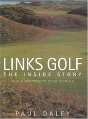 Cover of: Links Golf