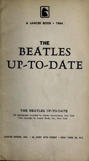 Cover of: The Beatles up-to-date | The Beatles