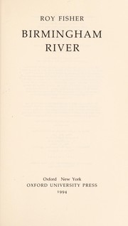 Cover of: Birmingham River