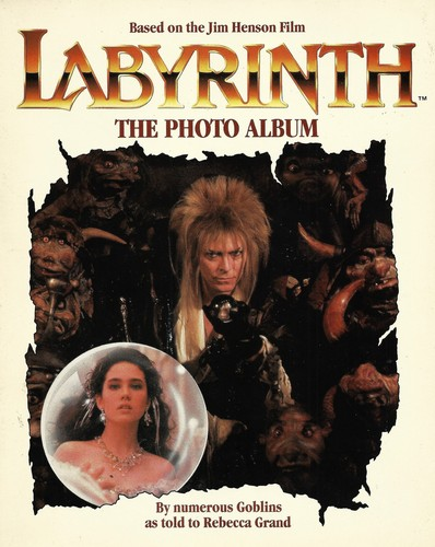 Labyrinth by Rebecca Grand