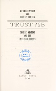 Cover of: Trust me | Michael Binstein