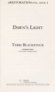 Cover of: Dawn's light