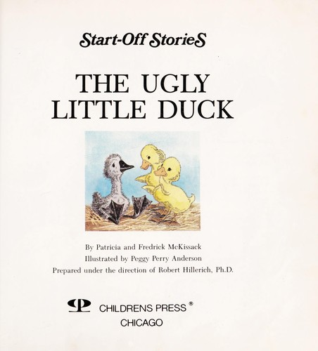 The ugly little duck by Pat McKissack