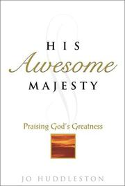 His Awesome Majesty by Jo Huddleston