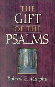Cover of: The gift of the Psalms