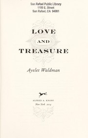 Cover of: Love and treasure