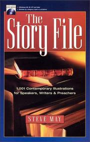 Cover of: The Story File