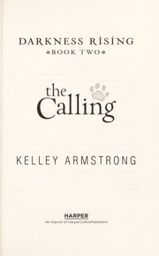 Cover of: The calling