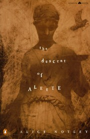 Cover of: The Descent of Alette | Alice Notley