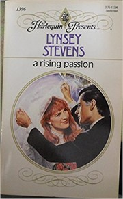 Cover of: A rising passion