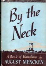 Cover of: By the neck
