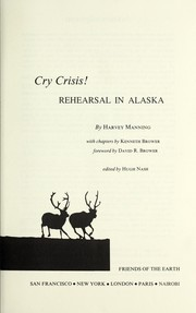 Cover of: Cry crisis!