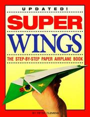 Cover of: Super wings