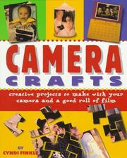 Cover of: Camera Crafts