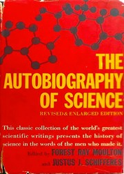 Cover of: The autobiography of science