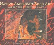 Cover of: Native American rock art