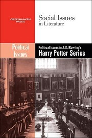 Cover of: Political issues in J.K. Rowling's Harry Potter series