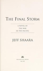 Cover of: The final storm