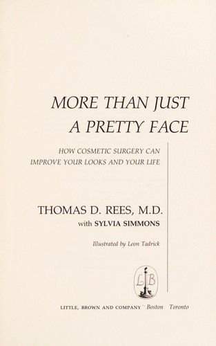 More than just a pretty face by Thomas D. Rees