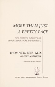 Cover of: More than just a pretty face | Thomas D. Rees