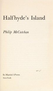 Cover of: Halfhyde's Island