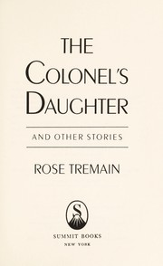 Cover of: The colonel's daughter and other stories
