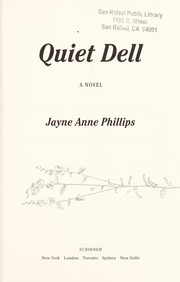 Cover of: Quiet dell
