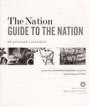 Cover of: The Nation guide to the Nation | Richard R. Lingeman