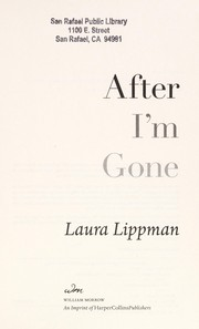 Cover of: After I'm gone