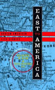 Cover of: East to America |
