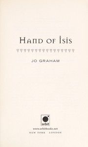 Cover of: Hand of Isis