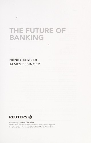The future of banking by Henry Engler