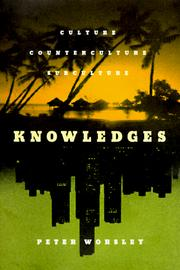 Cover of: Knowledges