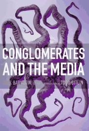 Cover of: Conglomerates and the media