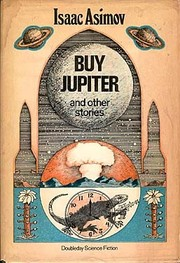 Cover of: Buy Jupiter, and other stories