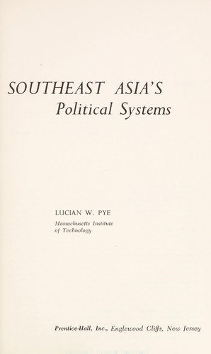 Japan's political system by Robert Edward Ward