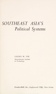 Cover of: Japan's political system | Robert Edward Ward