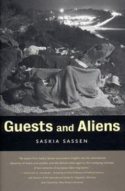 Cover of: Guests and Aliens