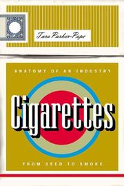 Cigarettes by Tara Parker-Pope