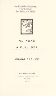 Cover of: On such a full sea