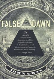 Cover of: False Dawn