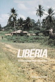 Cover of: Liberia | Constance Morris Hope
