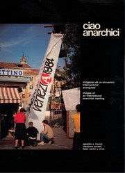 Cover of: Ciao anarchici