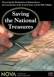 Cover of: Saving the National Treasures [DVD] by a NOVA production by Middlemarch Films, Inc. for WGBH ; written by Ronald H. Blumer ; produced and directed by Muffie Meyer and Ellen Hovde