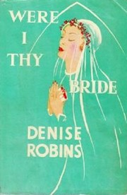 Cover of: Were I Thy Bride