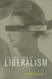 Cover of: Two Faces of Liberalism